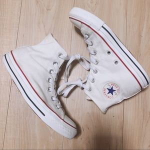 Chuck Taylor All Star High Top — White